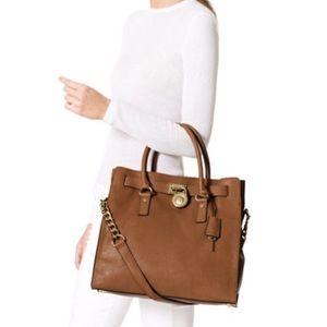 Michael Kors Hamilton large purse